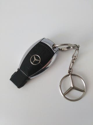llave para codificar Mercedes