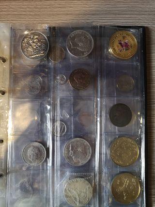 Album de monedas