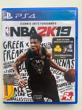 NBA 2K19 PS4 CON MONEDAS VIRTUALES WALLACHALLENGE