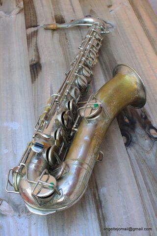 Saxo Tenor en Do (C) Martin Handcfrat