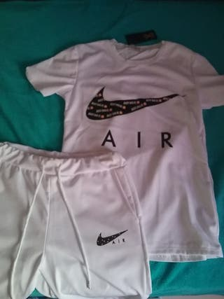 Camiseta y pantalón nike