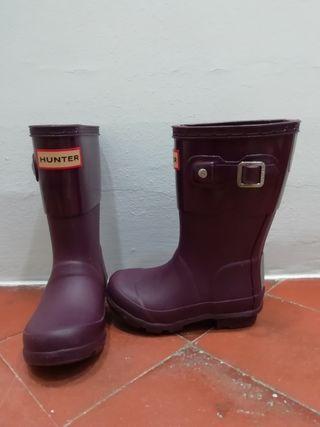 Botas lluvia Hunter originales