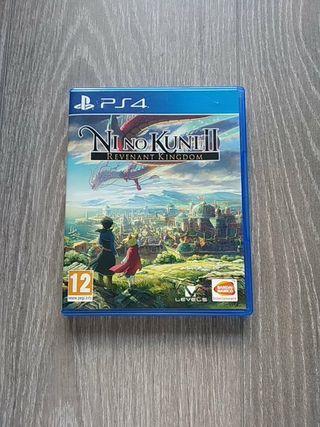 Ni No Kuni II PS4