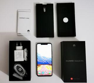 Huawei Mate 20 Pro 128Gb. ¡Como nuevo!