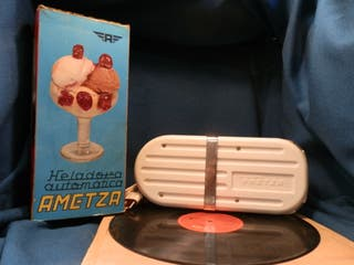 heladera electrica AMETZA tolosa