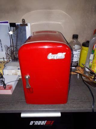 Nevera mini Coca-cola