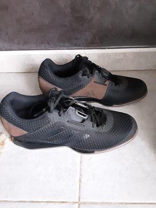 Zapatillas de halterofilia Adidas Leistung 16 II