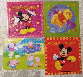 puzles Disney Mickey