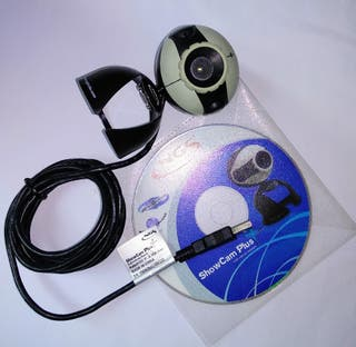 WEB CAM CAMARA VIDEO PC ORDENADOR