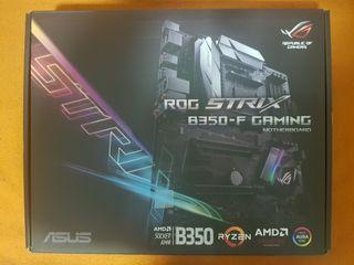 Placa base Asus Rog Strix B350-F Gaming