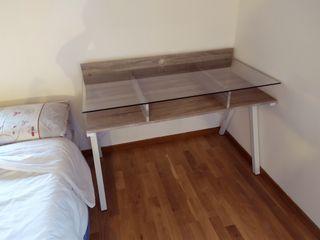 mesa de escritorio L120xP60xH76/84