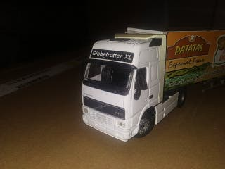 trailer Volvo FX12