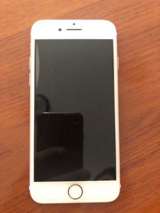 Vendo iPhone7 funcionando bien+iPhone6 falla bater