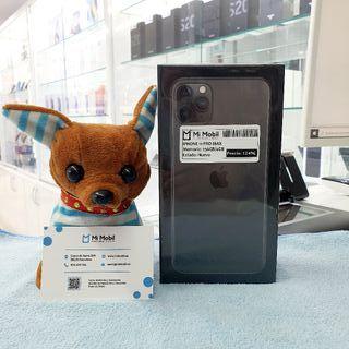 APPLE IPHONE 11 PRO MAX 256GB NUEVO (TIENDA)