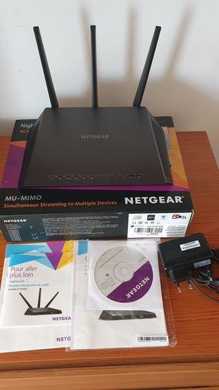Router Netgear R7000p