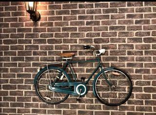 Bicicleta metálica