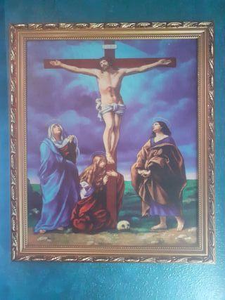 cuadro cruz