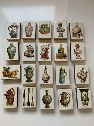 Cajas de cerillas de colección