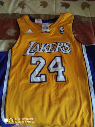 Camiseta koby bryant lakers