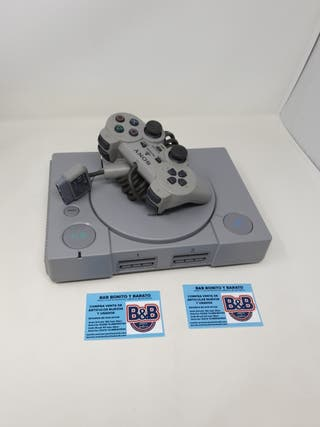 CONSOLA PS1 ONE (COMPLETA)