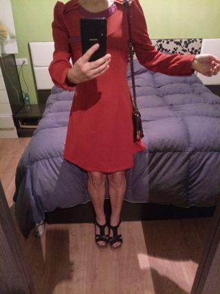 Vestido de Kling de talla s