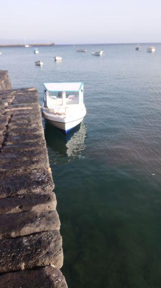 Barco, embarcacion charran 4,5m
