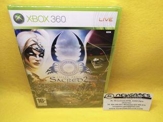 Sacred 2 Fallen Angel (NUEVO) - xbox360