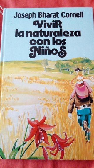 Libro: Vivir la naturaleza con los niños.