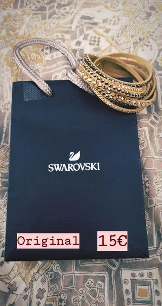 pulsera poco uso Swarovski