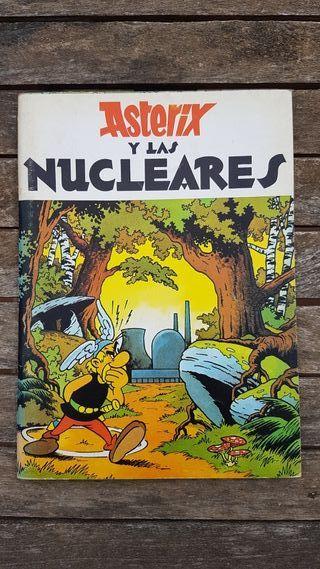 Asterix y las nucleares