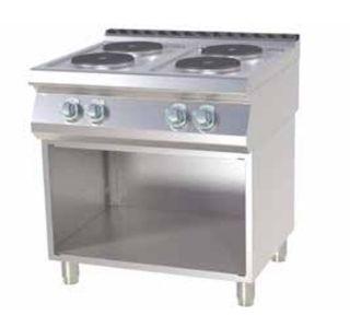 Cocina electrica SP 780 E