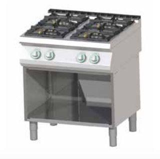 Cocina de gas SP 780G