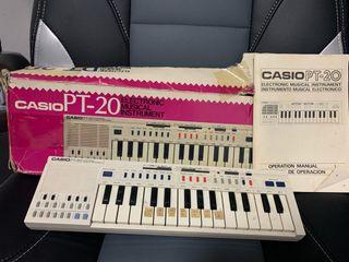 Piano Casio pt 20