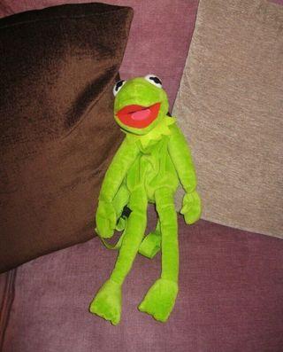 Kermit the frog bag pack