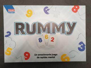 juego rummy
