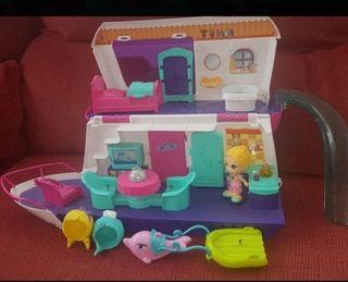 barco de juguete Sandy