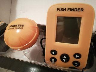 vendo sonda de pesca Inalámbrica. solo una salida.