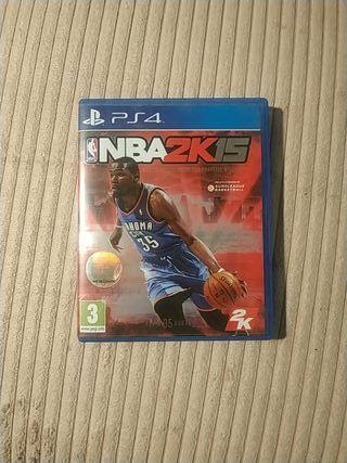 NBA 2K15 Para PS4