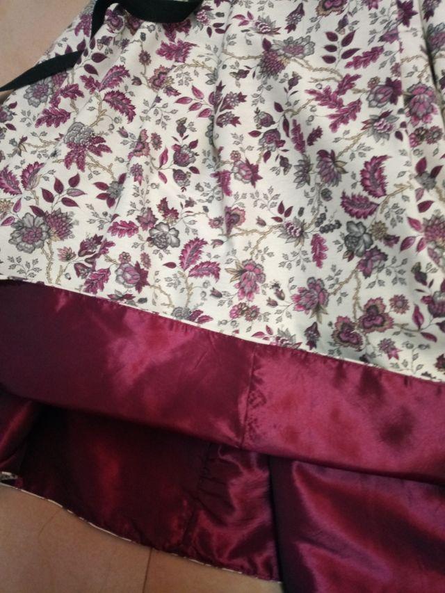 falda baturra niña a estrenar