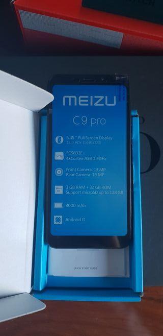 meizu c9 pro nuevo a estrenar