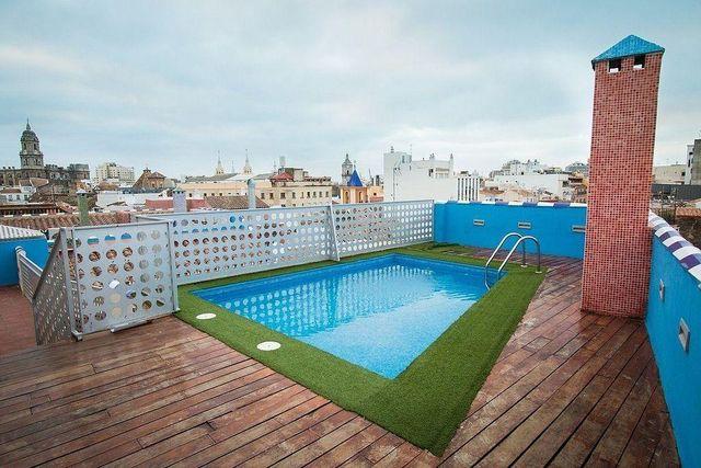 Ático en venta en Centro Histórico en Málaga (Málaga, Málaga)