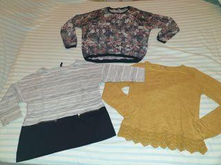 pack jerseys bershka y stradivarius M
