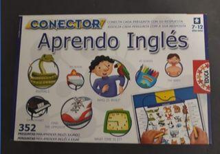 conector aprendo ingles educativo