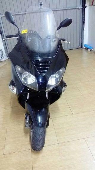 moto raydan de 125cc