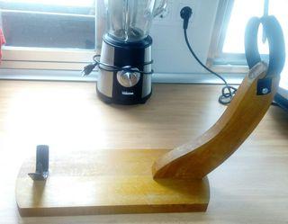 URGE jamonero de madera