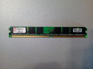 DDR2 1 gb perfil bajo
