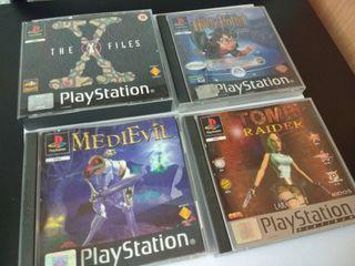 Juegos Playstation 1 Originales