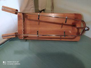 Jamonero madera
