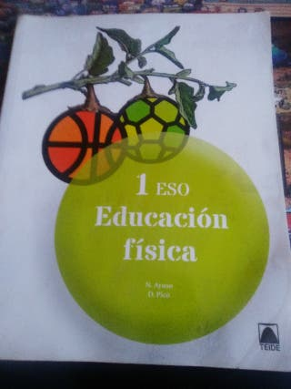LIBRO 1 ESO EDUCACIÓN FÍSICA