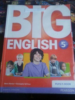 LIBRO BIG ENGLISH 5